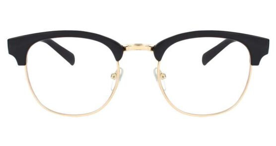KEY MONT MATEL CLUB MASTER FRAMES black light weight ocnik eyewear optical 270 001