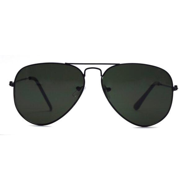 Ocnik Black Aviator Full Rim Aviator Sunglass 001