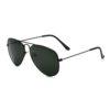 Ocnik Black Aviator Full Rim Aviator Sunglass 2