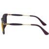 Ocnik RectangleGolden mercury Brown wayfarer Shape Sheet Sunglass 3