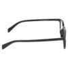 Ocnik Round Black Sheet Spectacle Frame for unisex 4