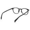Ocnik Round Black Sheet Spectacle Frame for unisex 5