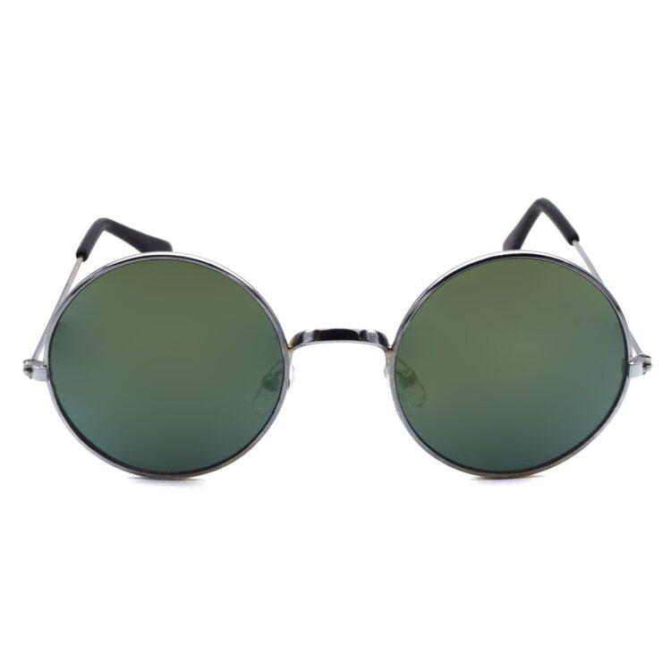 Ocnik Round Green Mercury Sunglass