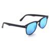 Ocnik blue mercury rectangle shape black color sheet sunglass for men 4