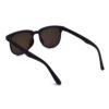 Ocnik blue mercury rectangle shape black color sheet sunglass for men 5