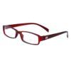 Ocnik wine brown color rectangle Sheet Spectacle Frame for unisex 2