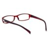 Ocnik wine brown color rectangle Sheet Spectacle Frame for unisex 5