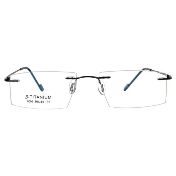 RIMLESS MATEL ODYSEY FRAMES BLUE light weight ocnik eyewear optical 270 001