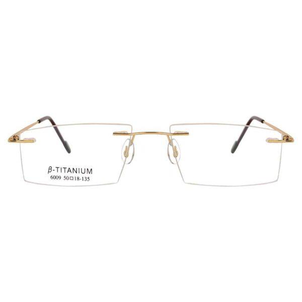 Rectangle frame golden frame light weight 001 1