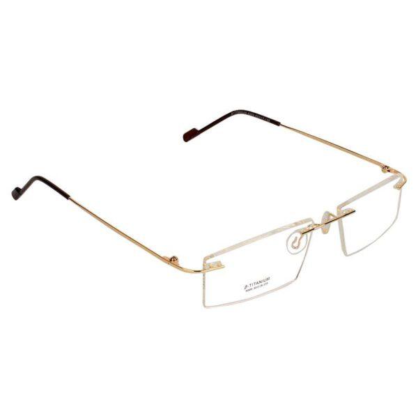 Rectangle frame golden frame light weight 002