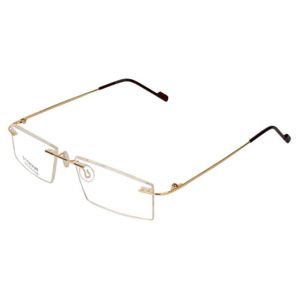 Rectangle frame golden frame light weight 004