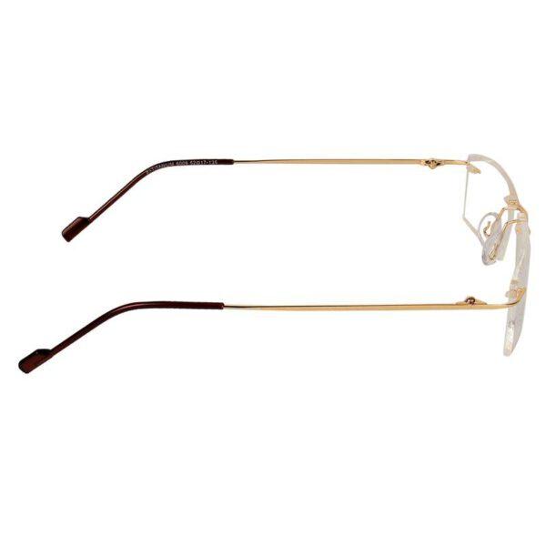 Rectangle frame golden frame light weight 005