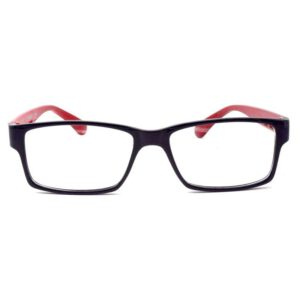 Rectangluar red black color light weight 001