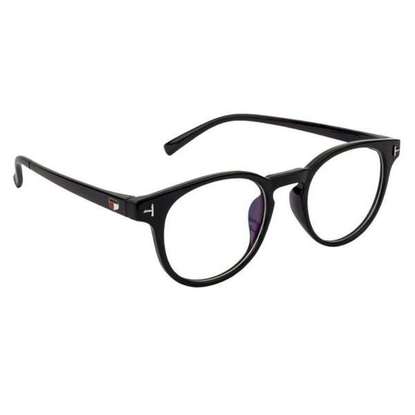 Round eye glass light weight frame 001