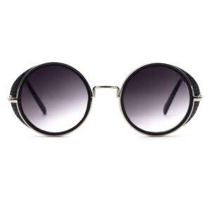 round sunglass metal 001