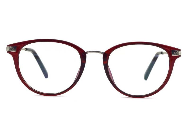 sheet panto silver red color light weight frame 001