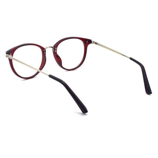 sheet panto silver red color light weight frame 005