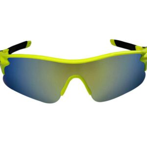 sport sunglass yellow mercury wrap around 001