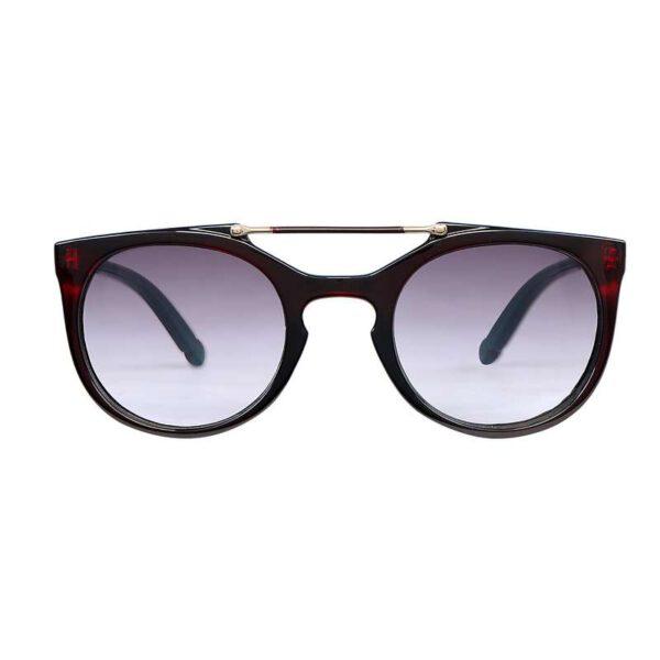 women sunglass fancy light weight double bar cat eye sunglass 00001