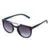 women sunglass fancy light weight double bar cat eye sunglass 00003