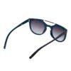 women sunglass fancy light weight double bar cat eye sunglass 00004