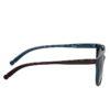 women sunglass fancy light weight double bar cat eye sunglass 00005