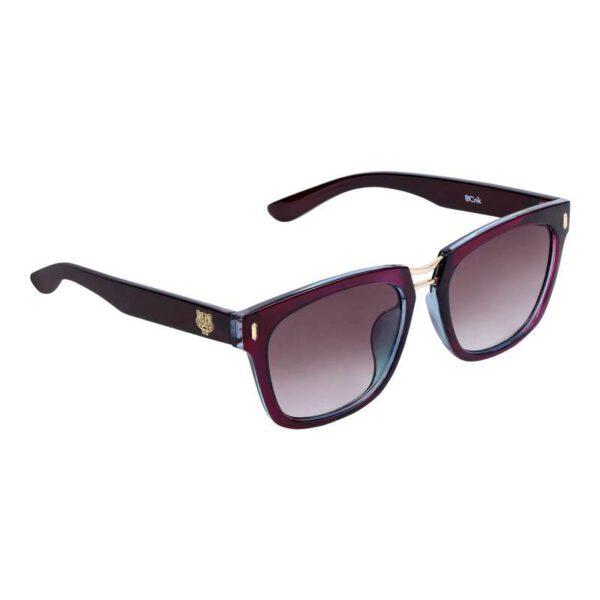 women sunglass pink metal sheet fancy 002 1