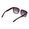 women sunglass pink metal sheet fancy 004 1